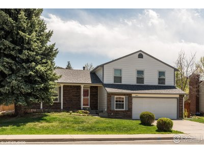 Broomfield Single Family Home For Sale: 3244 W 11th Ave Dr