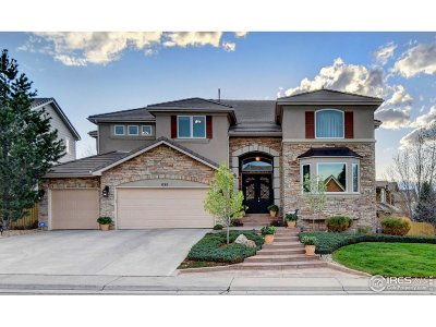 Superior Single Family Home For Sale: 635 S Snowmass Cir