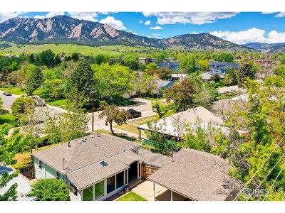 Boulder Single Family Home For Sale: 2945 Moorhead Ave