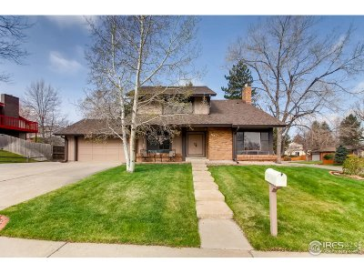 Arvada Single Family Home For Sale: 7883 Owens St