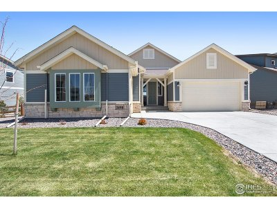 Loveland Single Family Home For Sale: 2898 Pawnee Creek Dr