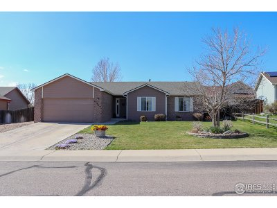 Greeley Single Family Home For Sale: 4983 W 30th St