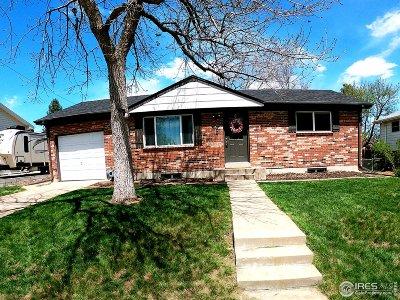 Northglenn Single Family Home For Sale: 2067 E 115th Pl