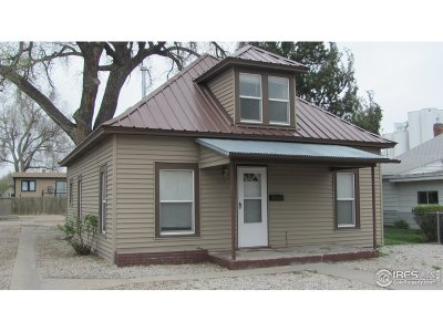 Fort Morgan Single Family Home For Sale: 1019 Main St