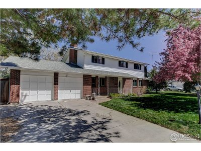 Broomfield Single Family Home For Sale: 1174 Eagle Rd