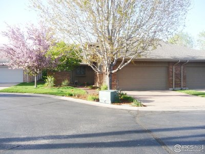 Greeley Condo/Townhouse For Sale: 1357 43rd Ave