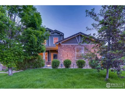 Broomfield Single Family Home For Sale: 2925 Promontory Loop