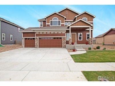 Berthoud Single Family Home For Sale: 524 Kansas Ave