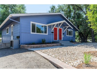 Boulder Multi Family Home For Sale: 700 30th St