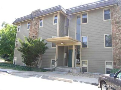 Boulder Condo/Townhouse For Sale: 3365 Chisholm Trl #201
