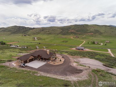 Loveland Single Family Home For Sale: 3600 S County Road 29
