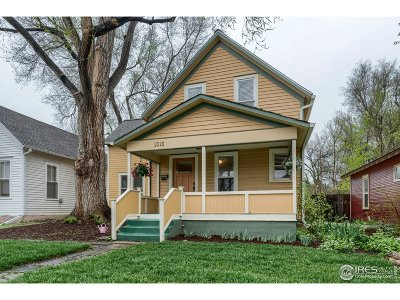 Single Family Home For Sale: 1016 Akin Ave