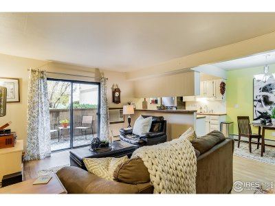 Boulder Condo/Townhouse For Sale: 625 Manhattan Pl #104