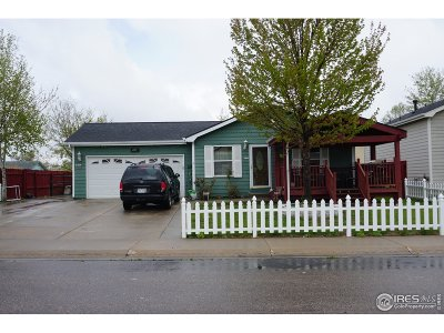 Greeley Single Family Home For Sale: 2211 A St