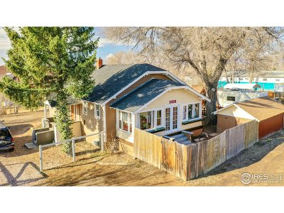 Loveland Single Family Home For Sale: 3216 W Eisenhower Blvd