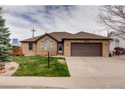 Loveland Single Family Home For Sale: 1623 W 13th St