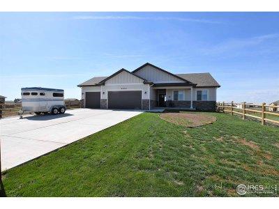 Wellington Single Family Home For Sale: 4400 Jefferson Ave