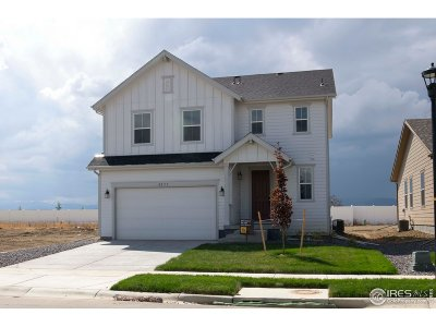 Berthoud Single Family Home For Sale: 2293 Barela Dr