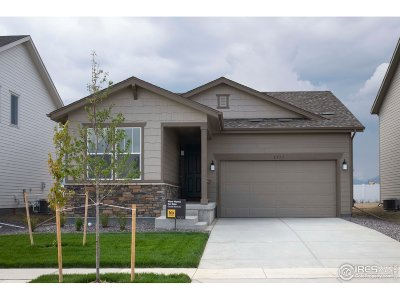 Berthoud Single Family Home For Sale: 2317 Barela Dr