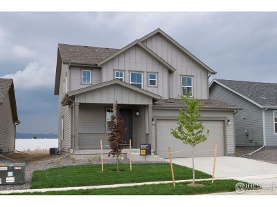 Berthoud Single Family Home For Sale: 2331 Barela Dr