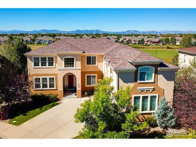 Broomfield Single Family Home For Sale: 13985 Pinehurst Cir