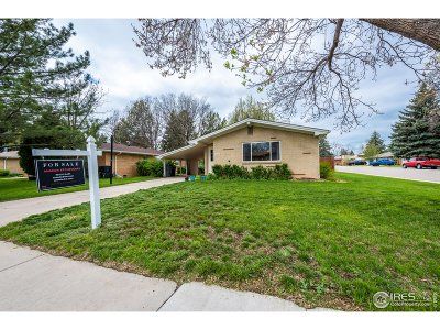 Longmont Single Family Home For Sale: 1555 Gay St
