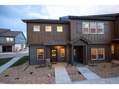 Berthoud Condo/Townhouse For Sale: 827 Winding Brook Dr Rd