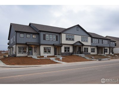 Berthoud Condo/Townhouse For Sale: 163 S 8th St