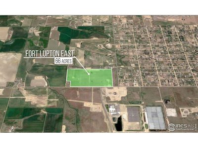 Fort Lupton Residential Lots & Land For Sale: Wcr 16 & Cr31