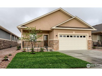 Berthoud Single Family Home For Sale: 813 Birdie Dr