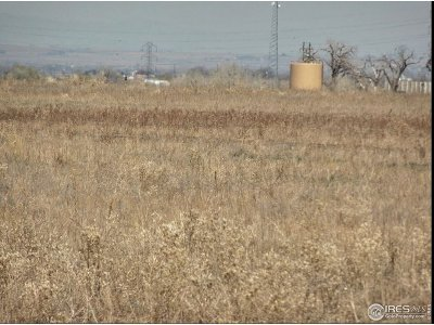 Fort Lupton Residential Lots & Land For Sale: 9th St (Cr14)