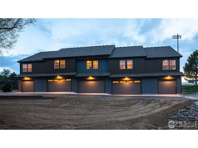 Berthoud Condo/Townhouse For Sale: 805 Winding Brook Dr Rd