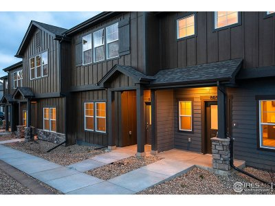 Berthoud Condo/Townhouse For Sale: 815 Winding Brook