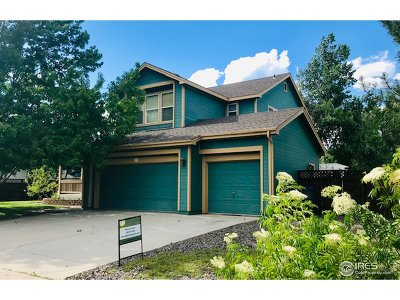 Longmont Single Family Home For Sale: 312 Widgeon Ln