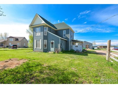 Berthoud Single Family Home For Sale: 716 E County Road 8