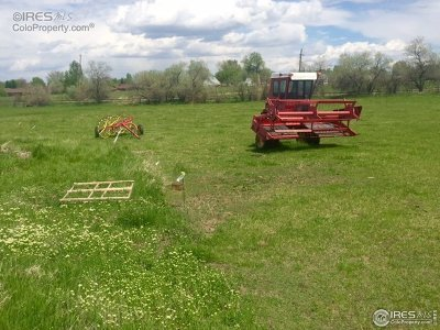 Loveland Farm & Ranch For Sale: 433 W County Road 16