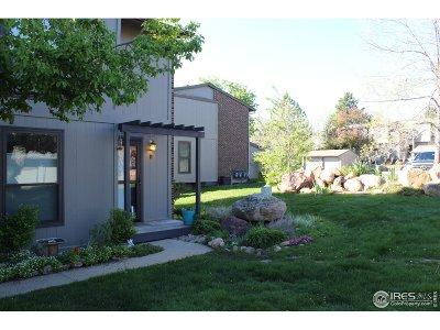 Boulder Condo/Townhouse For Sale: 1315 Bear Mountain Dr #D
