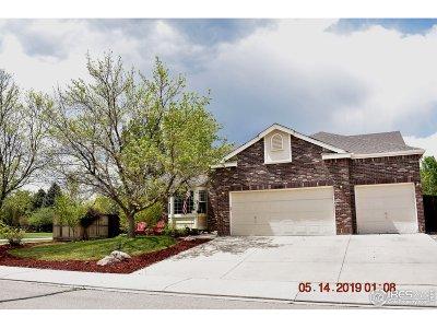 Longmont Single Family Home For Sale: 1502 Chukar Dr