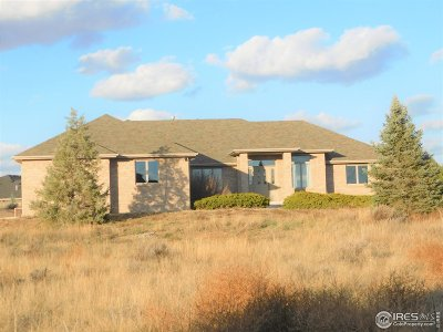 Sterling CO Single Family Home For Sale: $460,000