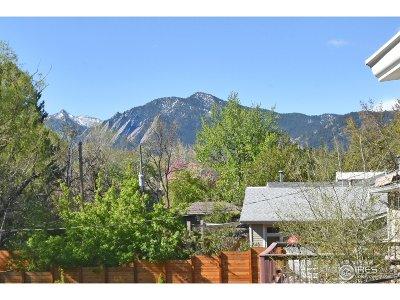 Boulder Single Family Home Active-Backup: 3570 Cloverleaf Dr