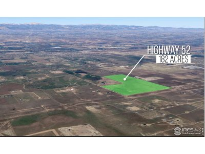 Fort Lupton Residential Lots & Land For Sale: Highway 52 - Residential Pud
