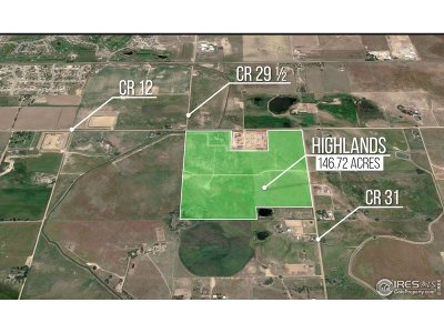 Fort Lupton Residential Lots & Land For Sale: Cr12 Fort Lupton Highlands