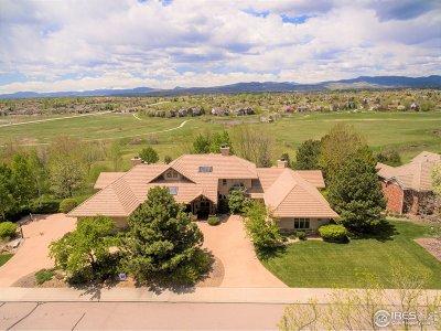 Single Family Home For Sale: 6407 Falcon Ridge Ct