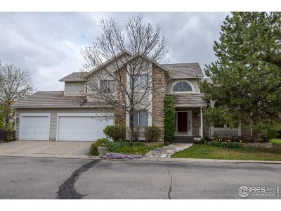 Boulder Single Family Home For Sale: 5477 Lone Eagle Ct
