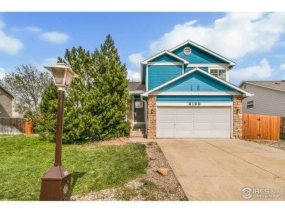 Longmont Single Family Home For Sale: 2160 Kay St