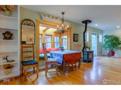 Boulder Single Family Home For Sale: 1287 Elder Ave