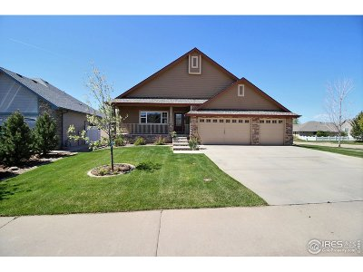 Weld County Single Family Home For Sale: 6728 31st St Rd