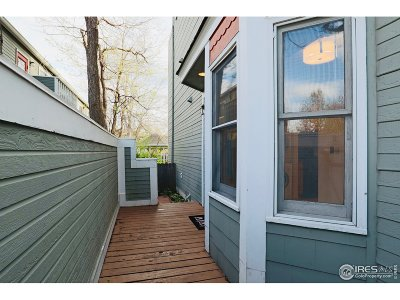 Boulder Condo/Townhouse For Sale: 1430 18th St #8