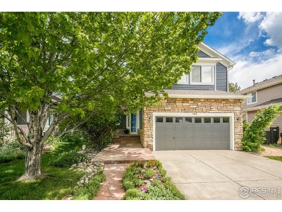 Boulder Single Family Home For Sale: 4866 Dakota Blvd