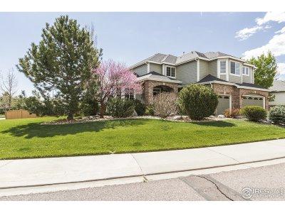 Longmont Single Family Home For Sale: 1504 Stones Peak Dr